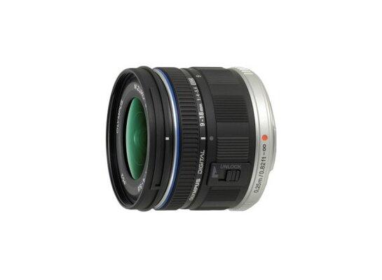 Obiektyw OLYMPUS ED 9-18mm 1:4.0-5.6