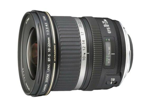 Obiektyw CANON EF-S 10-22 mm f/3.5-4.5 USM