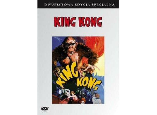 Film GALAPAGOS King Kong (2 DVD)