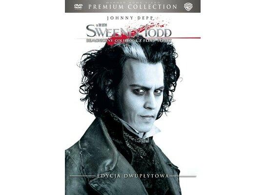 Sweeney Todd: Demoniczny Golibroda z Fleet Street (Premium Collection, 2 DVD)