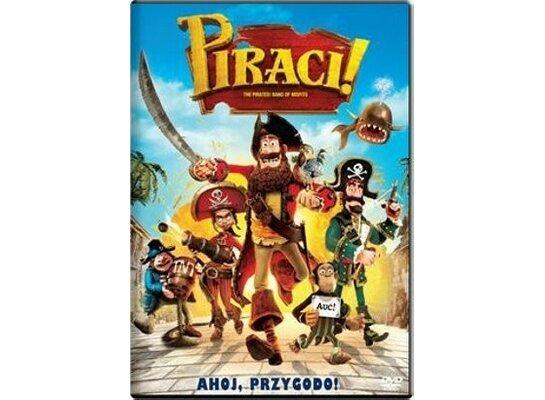 Piraci! The Pirates! Band of Misfits