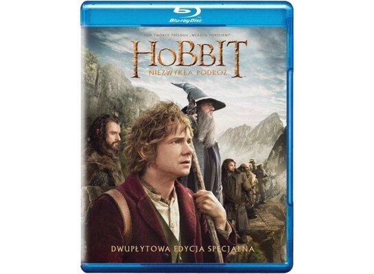 Hobbit: Niezwykła podróż. Edycja specjalna (2 Blu-ray)