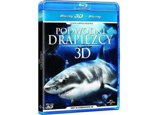 Podwodni drapieżcy 3D
