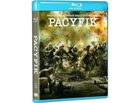Film GALAPAGOS Pacyfik (6 Blu-ray)