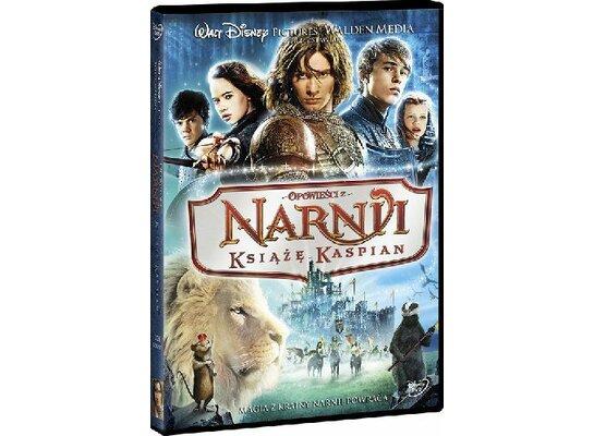 Opowieści z Narnii: Książe Kaspian (DVD)