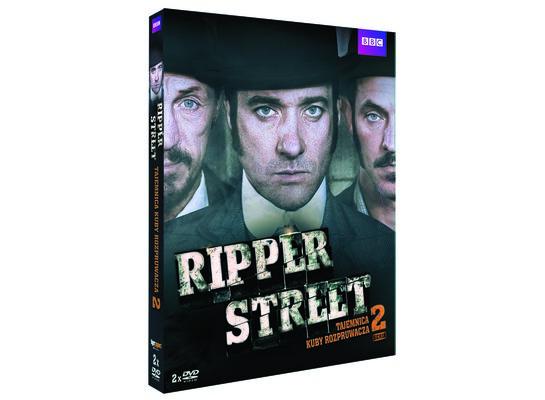 Ripper Street: Tajemnica Kuby Rozpruwacza Seria 2
