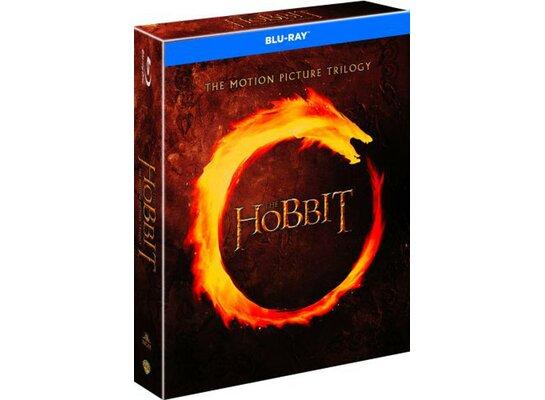 Hobbit: Filmowa trylogia (6BD)