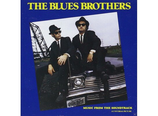THE BLUES BROTHERS (OST)
