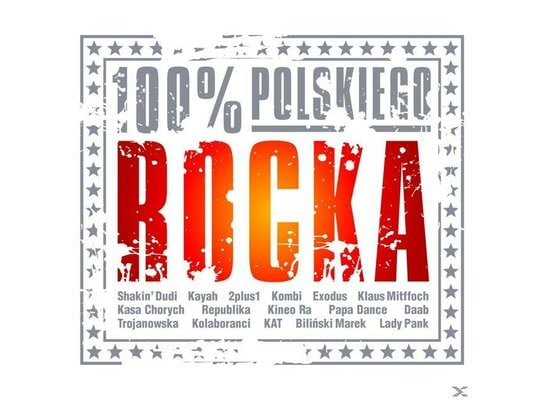100% Polskiego Rocka