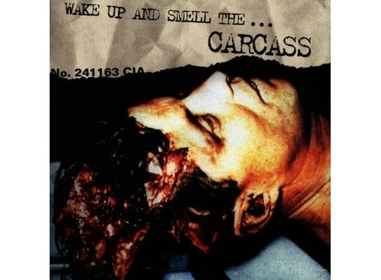WAKE UP AND SMELL THE...CARCAS