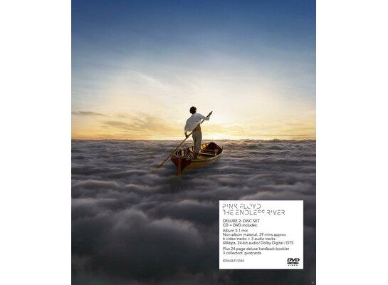 THE ENDLESS RIVER (DLX CD/DVD)
