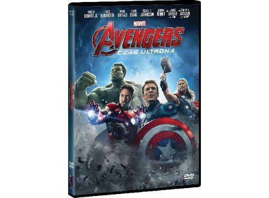 Avengers: Czas Ultrona (DVD)