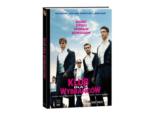 Klub dla wybrańców (booklet DVD)