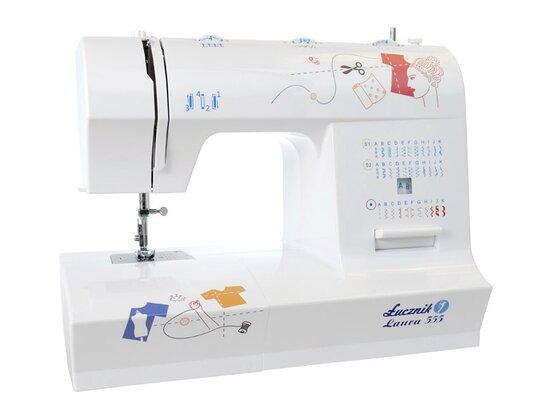 Maszyna do szycia ŁUCZNIK Laura 555
