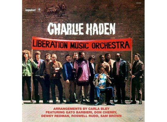 LIBERATION MUSIC ORCHESTRA (LTD. ED. + DL-CODE)
