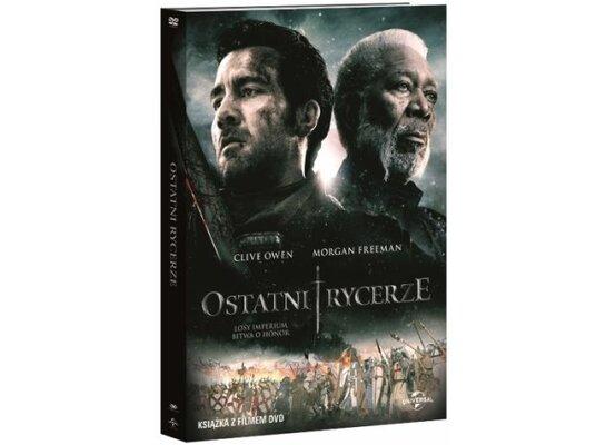 Ostatni rycerze (DVD) + Książka