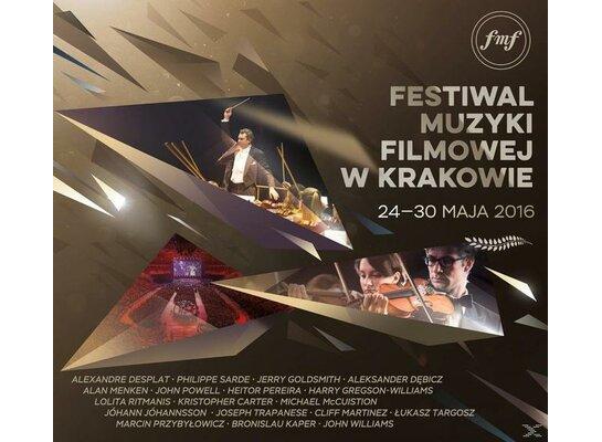 Festiwal Muzyki Filmowej w Krakowie 2016