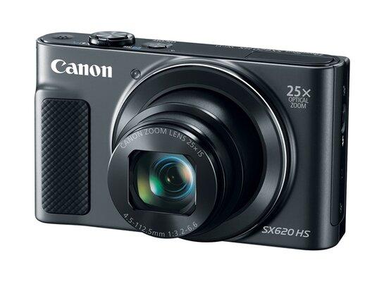 Aparat CANON PowerShot SX620 HS Essentials Kit Czarny