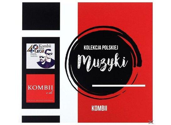 Kolekcja Polskiej Muzyki: Kombii 40-Lecie / C.D. (Reedycja)