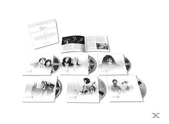 On Air (Limited 6 CD Deluxe Set)