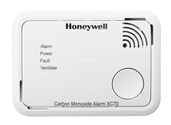 Czujnik tlenku węgla HONEYWELL XC70 z aplikacją