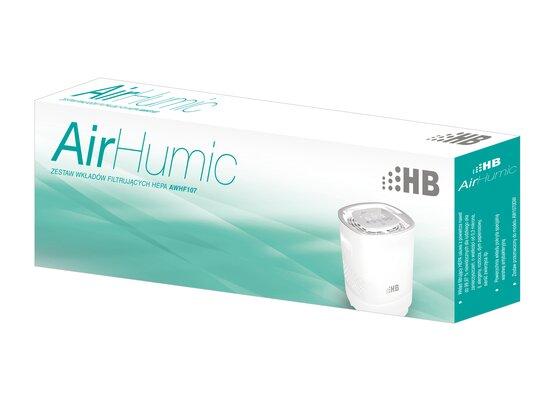 Zestaw filtrów HB AWHF107