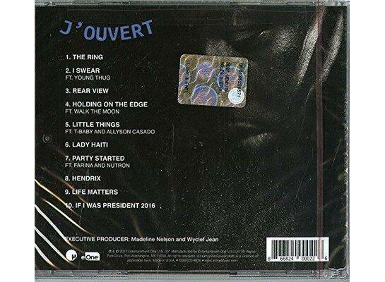 J-Ouvert