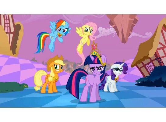My Little Pony: Przyjaźń to magia. Część 21: Główna atrakcja (DVD)
