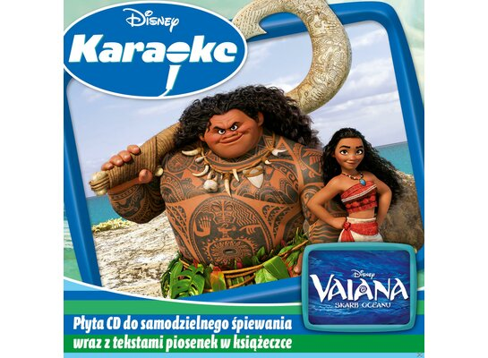 Vaiana: Skarb Oceanu karaoke