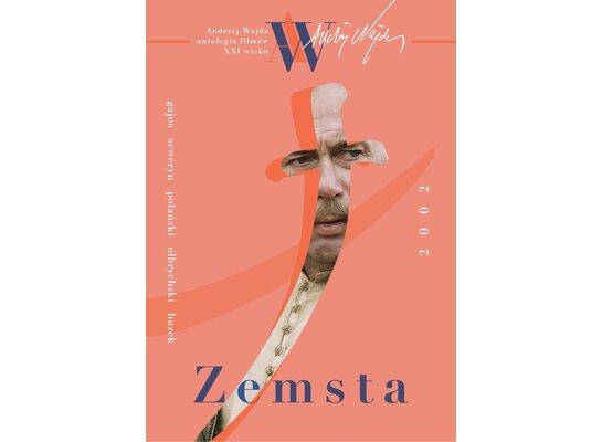 Zemsta - Kolekcja Andrzej Wajda: antologia filmów XXI wieku (DVD)