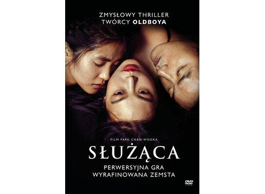 Służąca (DVD)