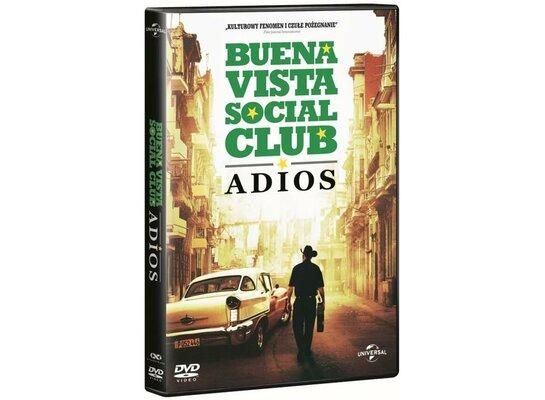 Buena Vista Social Club - Adios (DVD)