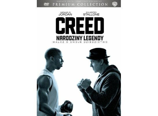 Creed: Narodziny legendy (DVD) Premium Collection