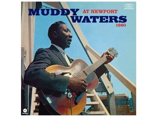 AT NEWPORT 1960/ MUDDY WATERS SINGS BIG BILL