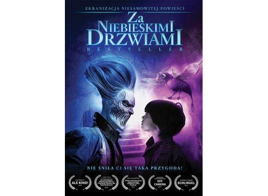 Za niebieskimi drzwiami (DVD)