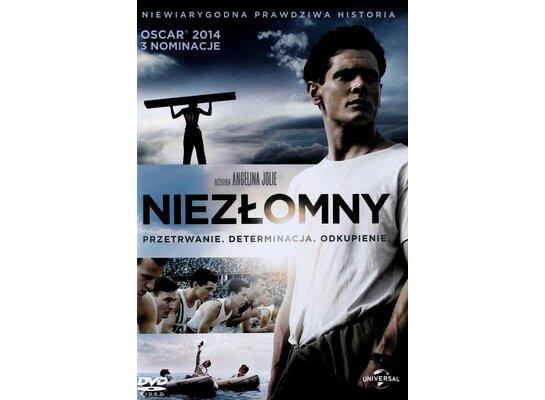 Niezłomny (DVD)