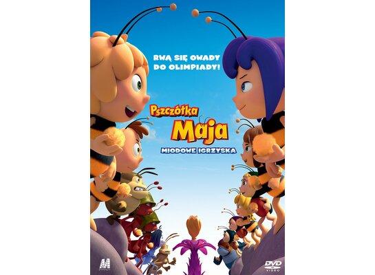 Pszczółka Maja: Miodowe igrzyska (DVD)
