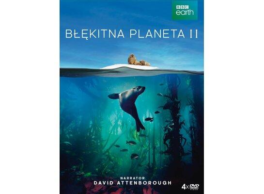 Błękitna planeta 2 (4DVD)