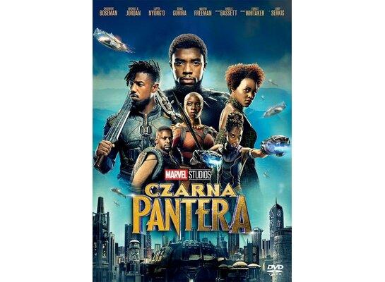 Czarna Pantera (DVD)