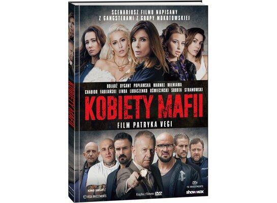 Kobiety mafii (DVD) + Książka