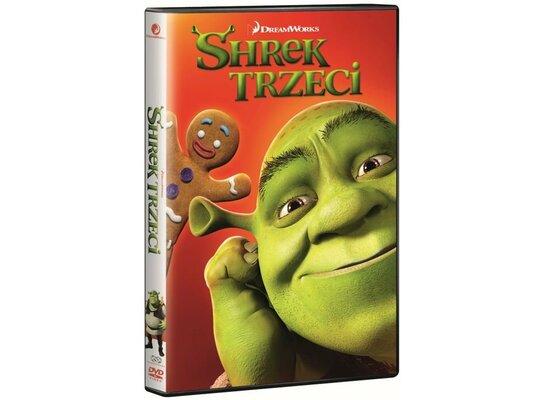 Shrek Trzeci (DVD)