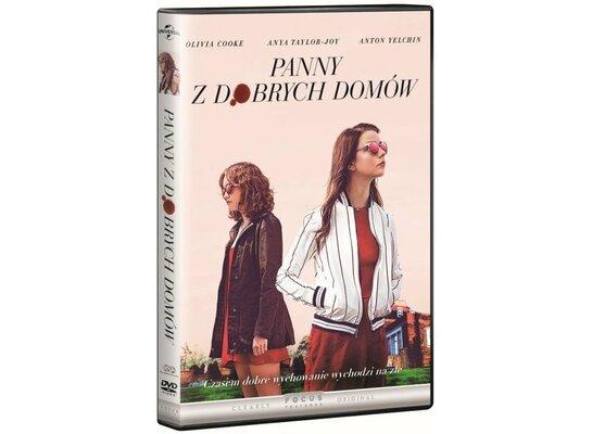 Panny z dobrych domów (DVD)