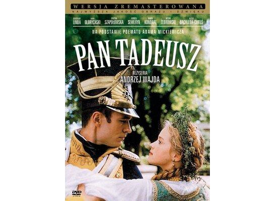 Pan Tadeusz. Wersja zremasterowana (DVD)