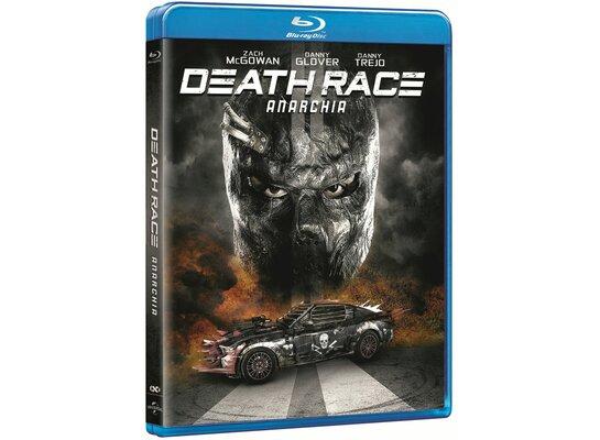 Death Race: Anarchia (BD)