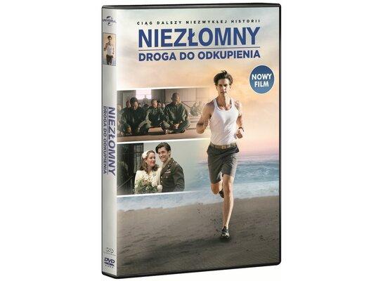 Niezłomny - droga do odkupienia (DVD)