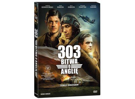 303. Bitwa o Anglię (DVD)