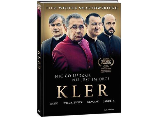Kler (DVD) + Książka