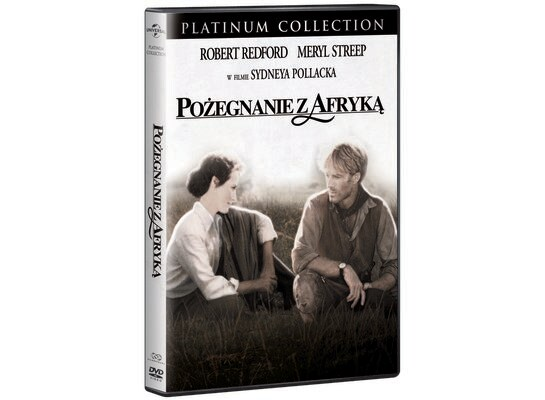 Pożegnanie z Afryką (DVD)
