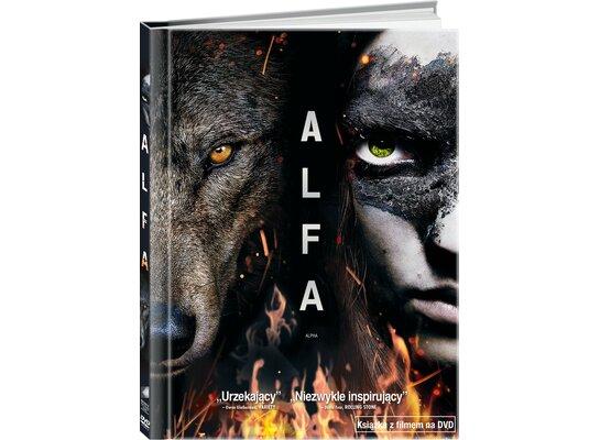 Alfa (DVD) + Książka