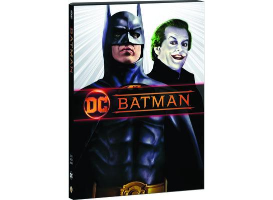 Batman. Edycja specjalna (2DVD) Kolekcja DC